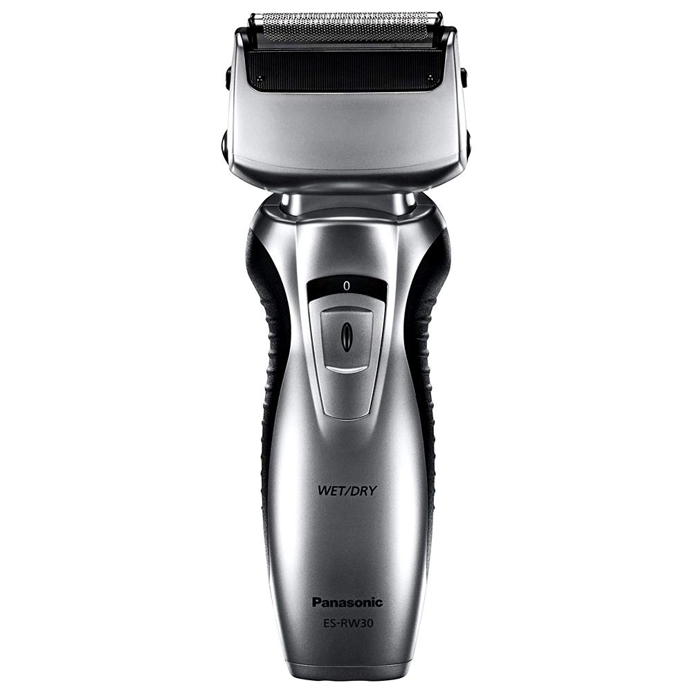b3a28fe81 Barbeador Dual-blade Recarregável Seco E Molhado (Wet & Dry) ES-RW30S -  Panasonic